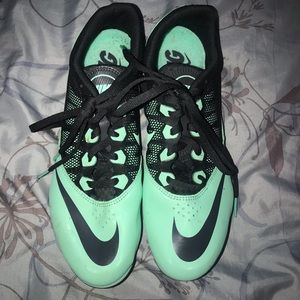 nike track shoes